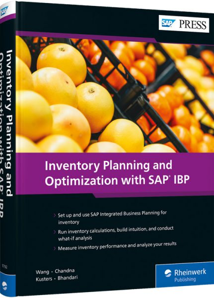 Inven­tory Planning and Opti­miza­tion with SAP IBP