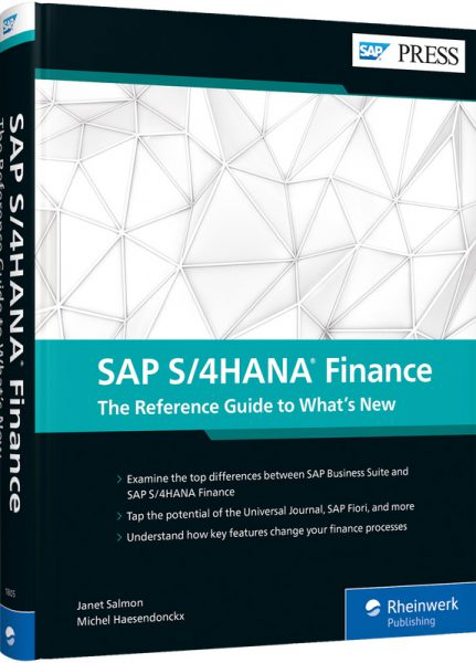 SAP S/4HANA Finance: The Refer­ence Guide to What's New