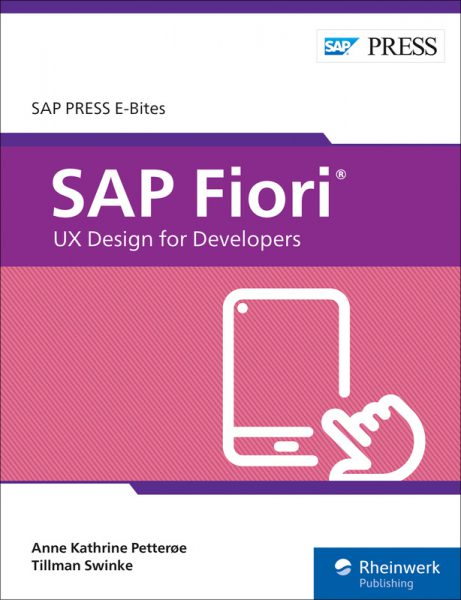 SAP Fiori: UX Design for Developers