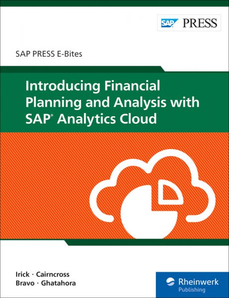 Introducing Financial Planning and Analysis with SAP Analytics Cloud
