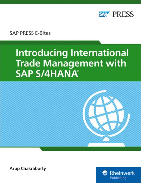 Intro­du­cing Inter­na­tio­nal Trade Manage­ment with SAP S/4HANA