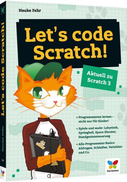 Let's code Scratch!