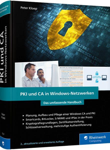 PKI und CA in Windows-Netzwerken