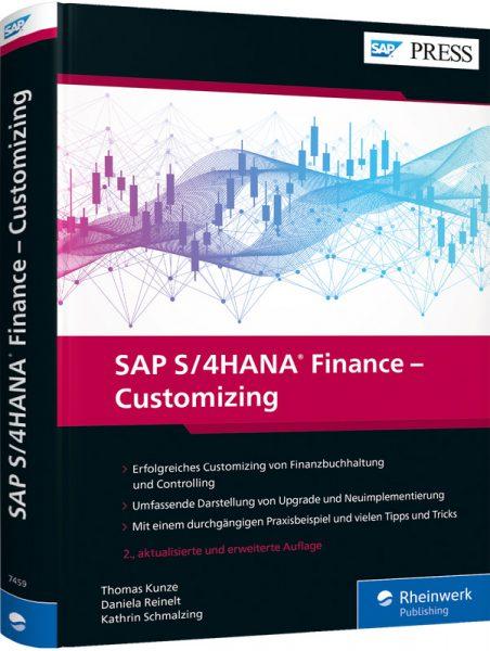 SAP S/4HANA Finance – Customizing