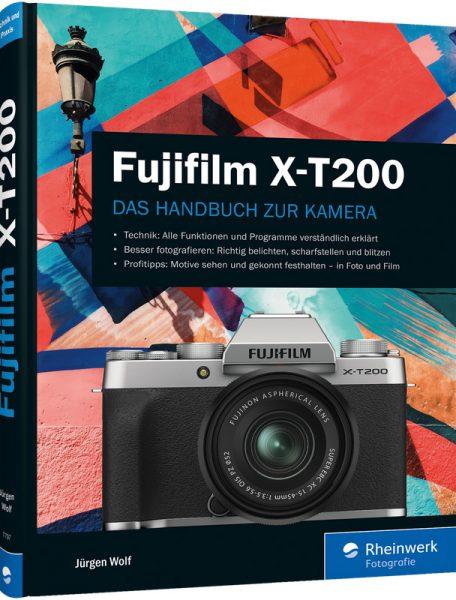 Fujifilm X‑T200