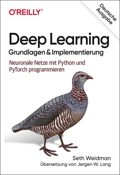 Deep Learning – Grund­la­gen und Im­ple­men­tie­rung