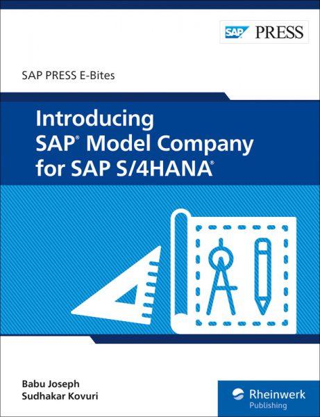 Introducing SAP Model Company for SAP S/4HANA