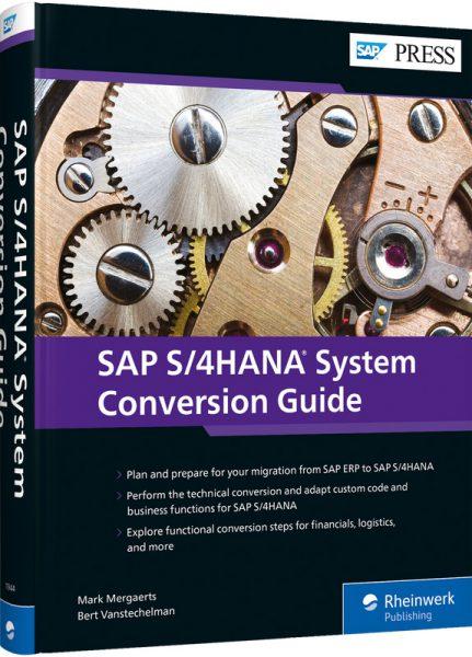 SAP S/4HANA System Conversion Guide