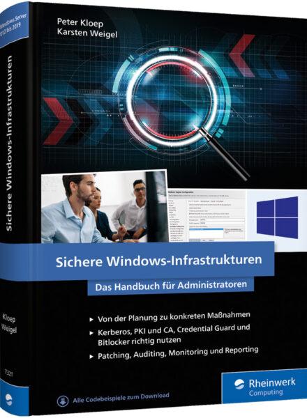 Sichere Windows-Infrastrukturen