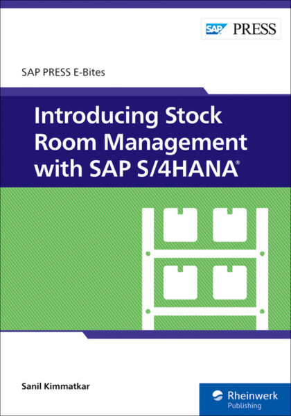 Introducing Stock Room Management with SAP S/4HANA