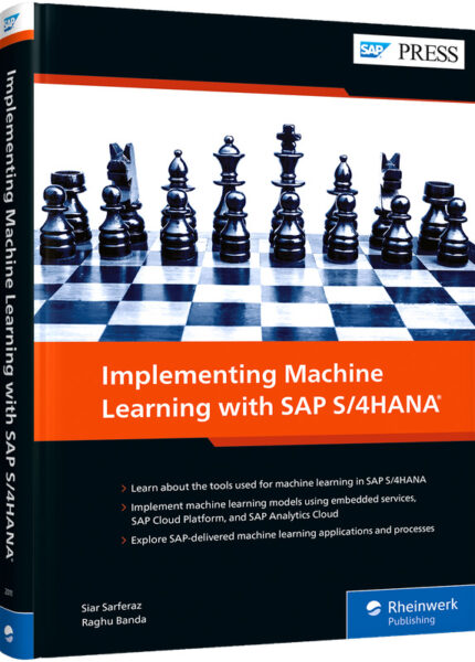 Imple­ment­ing Machine Learn­ing with SAP S/4HANA