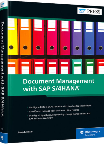 Docu­ment Manage­ment with SAP S/4HANA
