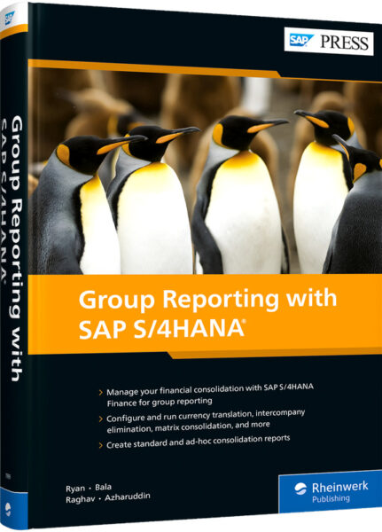 Group Reporting with SAP S/4HANA